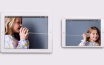 Nouvelle publicité iPad mini 2012 : Photos