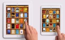 Nouvelle publicité iPad mini 2012 : Livres