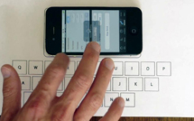 Vibrative, le premier clavier virtuel pour iPhone