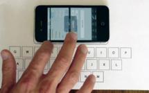 Vibrative, le premier clavier virtuel pour iPhone