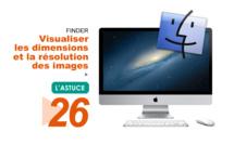 Finder • Visualiser les dimensions et la résolution des images