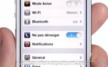 Nouvelle publicité iPhone 5 : Rêve