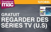 Regarder les séries US en flash gratuitement • iPad (astuce vidéo)
