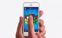 Nouvelle publicité iPhone 2013 : Brillant