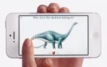 Nouvelle publicité iPhone 2013 : Discover