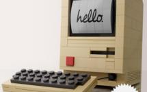 Construisez un Mac en Lego
