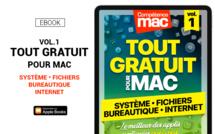 Compétence Mac • Tout gratuit pour votre Mac vol.1 - Système, Fichiers, Bureautique et Internet (ebook)