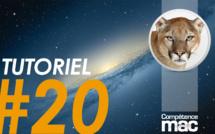 Organiser les icônes de la barre de menus • Mountain Lion (tutoriel vidéo)