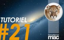 Rétablir une icône disparue de la barre de menus • Mountain Lion (tutoriel vidéo)