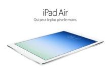 Présentation de l'iPad Air en vidéo (sous-titrée en français)
