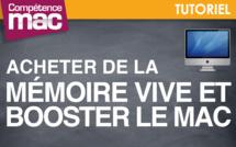 Acheter de la mémoire vive pour booster son Mac • Mavericks (tutoriel vidéo)