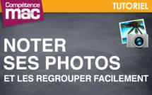 Attribuer des notes à vos photos et les regrouper automatiquement • iPhoto'11 (tutoriel vidéo)