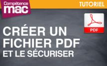 Créer un fichier PDF et le sécuriser • Mac (tutoriel vidéo)