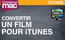 Convertir un film pour iTunes • Mac (tutoriel vidéo)