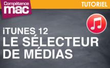 Le nouveau sélecteur de médias d'iTunes 12 • Mac (tutoriel vidéo)