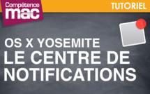 Le nouveau Centre de Notifications de OS X Yosemite • Mac (tutoriel vidéo)