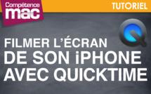 Filmer l'écran de son iPhone, iPad ou iPod touch avec QuickTime • Mac (tutoriel vidéo)