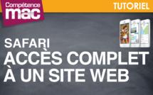 Accéder à la version complète d'un site web • iPhone (tutoriel vidéo)