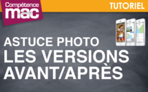 Voir les versions avant/après d'une photo retouchée • iPhone (tutoriel vidéo)